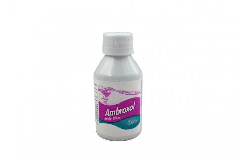 Ambroxol 15 mg / 5 mL Frasco Con 120 mL Rx