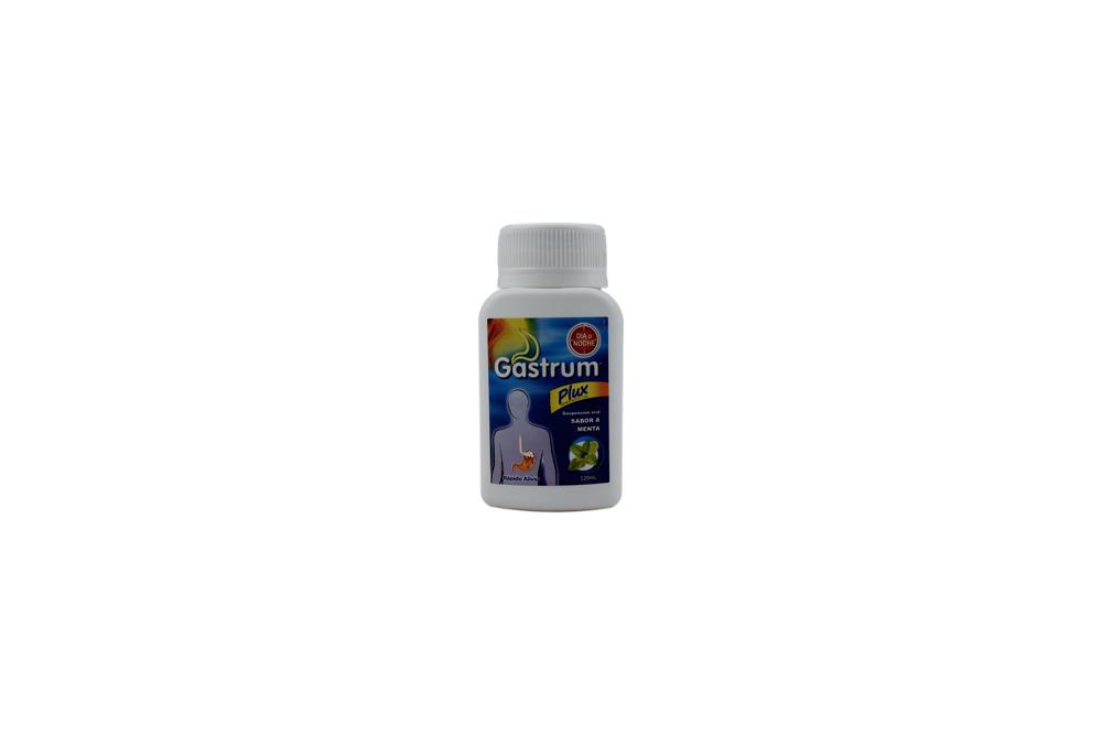 Gastrum Plux 10 mg Suspensión Frasco Con 120 mL