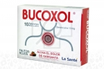 BUCOXOL 10 MG X 10 TABLETAS MASTICABLES - ANALGÉSICO