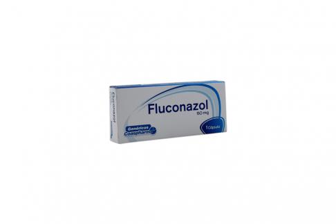 Fluconazol 150 mg Caja X 1 Cápsula Rx
