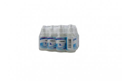 Formol Disanfer Empaque Con 12 Frascos Con 25 mL C/U