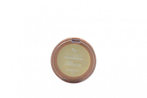 Vogue Iluminador Cremoso Caja Con Estuche Con 5 g – Color Marfil