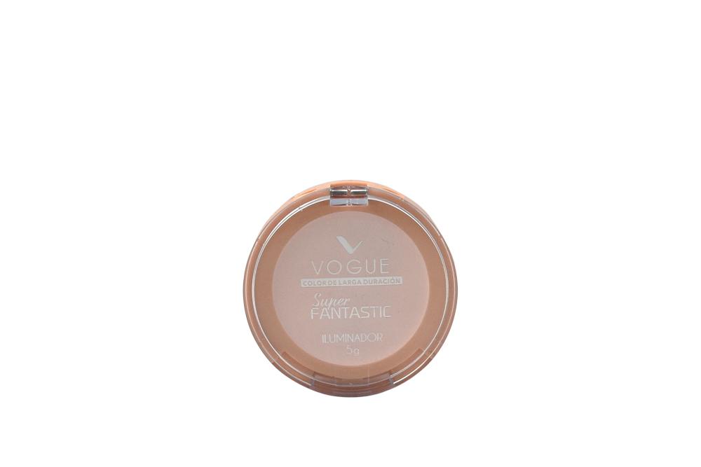 Vogue Iluminador Cremoso Caja Con Estuche Con 5 g – Color Rosa