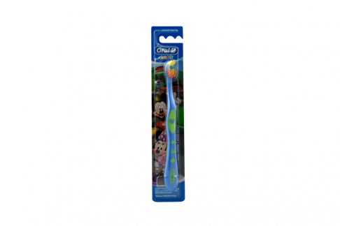 Cepillo Dental Oral B Kids Suave Mickey Empaque Con 1 Unidad