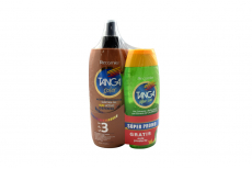 Bronceador Tanga SPF 3 Gel Frasco Con 250 mL + After Sun Gratis