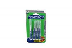 Cepillo Dental Proquident Interproximales Empaque Con 1 Unidad