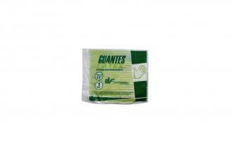Guante Latex Talla XS Bolsa Con 1 Par