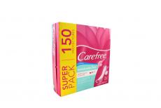 Protectores Carefree Multiflexi Brisa Caja Con 150 Unidades