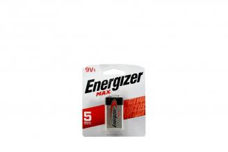 Batería Energizer Max 9 V Empaque Con 1 Unidad