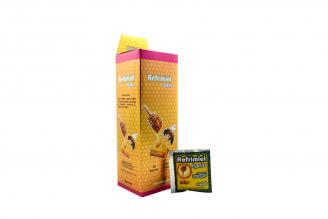 Refrimiel Lyptus Caja Con 25 Sobres Con 4 Pastillas C/U – Sabor Eucalipto