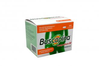 Buscapina Compositum NF 10 / 325 mg Caja Con 100 Comprimidos Recubiertos