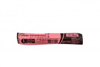 Catéter AlfaSafe Intravenoso 20 G x 1/4 Empaque Con 1 Unidad
