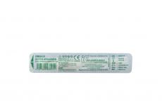 Cáteter Intravenoso Estéril Inverfarma Tamaño 14 G Bolsa Con 1 Unidad