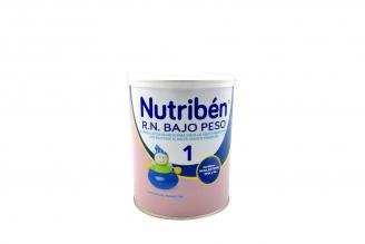 Nutribén R.N. Bajo Peso 1 A Partir Del Primer Día Tarro Con 400 g