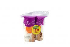 Pomy's Familia 2 Bolsas con 60 unidades C/U