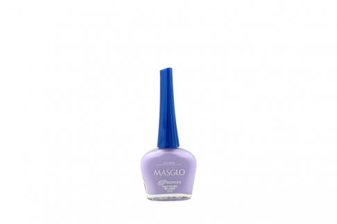 Esmalte Masglo Frasco Con 13.5 mL -  Color Soltera