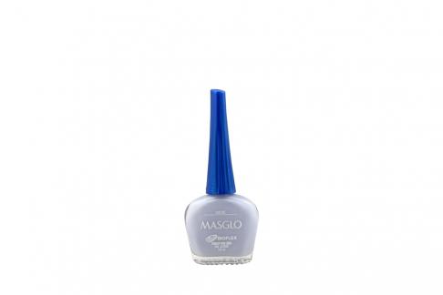 Esmalte Masglo Frasco Con 13.5 mL -  Color Nieve