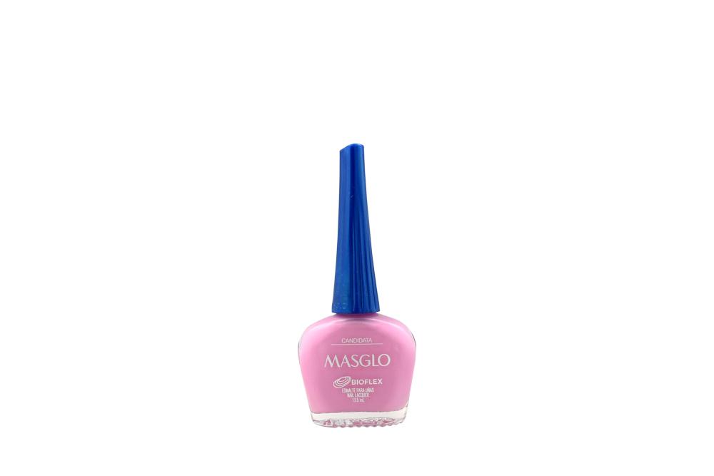 Esmalte Masglo Frasco Con 13.5 mL -  Color Candadita