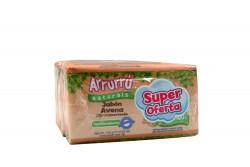 Arrurrú Jabón Avena Barra Con 100 g - Precio Especial