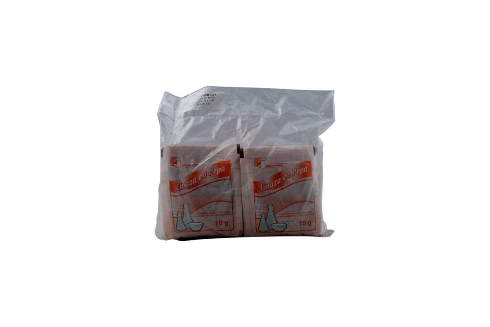 Linaza Disanfer Caja Con 20 Sobres Con 10 g C/U