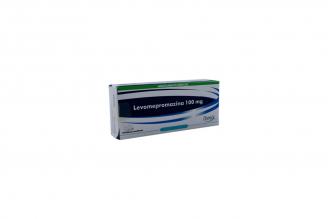 Levomepromazina 100 mg Caja x 20 Tabletas