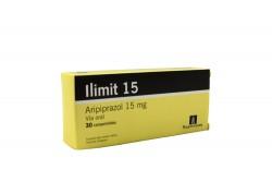 Ilimit 15 mg Caja Con 30 Comprimidos Rx4