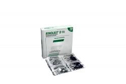 Rinolast D 60 mg / 25 mg Caja x 10 Tabletas Recubiertas Rx