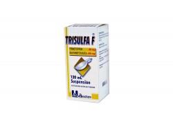 Trisulfa F Caja Con Frasco x 120 mL Rx