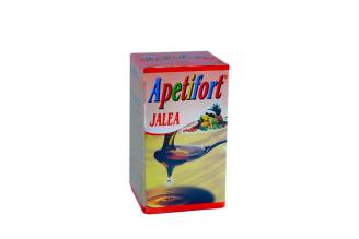 Apetifort Jalea Caja Con Frasco Con 300 g
