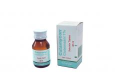 Cutamycon 1% Solución Tópica Caja Con Frasco Con 30 mL