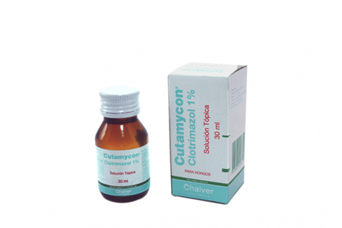 Cutamycon 1% Frasco x 30 mL