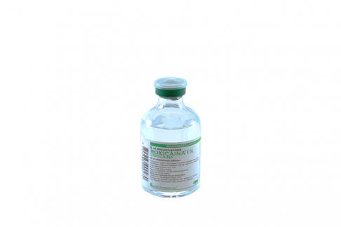Roxicaina 1% Frasco x 50 mL Solución Inyectable Rx