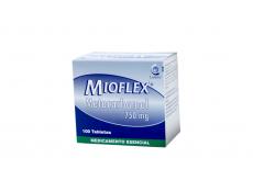 Mioflex 750 mg Caja Con 100 Tabletas Rx