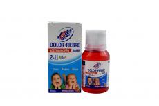 Acetaminofen Jarabe Niños 160 Mg Frasco Con 90 mL