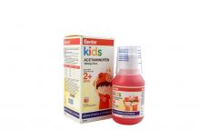 Acetaminofén Kids 160mg / 5mL Caja Con Frasco Con 90 mL