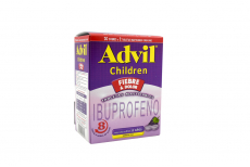 Advil Children Masticables Caja Con 60 Tabletas