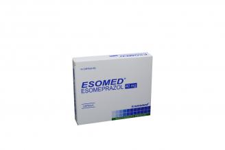 Esomed 40 mg Caja Con 14 Cápsulas Rx