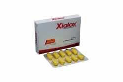 Xialox 400 mg Caja X 10 Tabletas Rx
