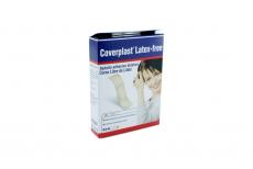 Curas Coverplast Latex Free Caja Con 20 Unidades
