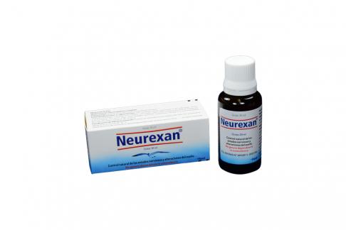 Neurexan Caja Con Frasco Con 30 mL