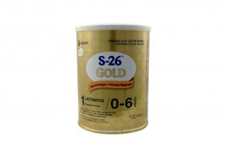 S 26 Gold 0 a 6 Meses Tarro Con 400 g