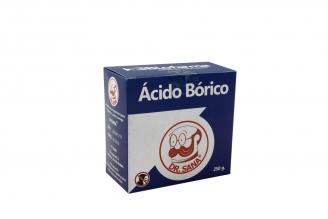 Ácido Bórico Polvo Bolsa Con 250 g