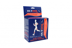 Linimento Outdol Sport Gel Caja Con 24 Sobres Con 12 g C/U