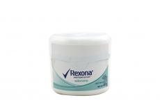Desodorante Rexona Crema Frasco Con 60 g