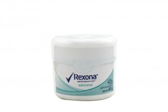 Desodorante Rexona Motionsense Odonoro Crema Pote Con 60 g