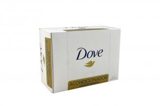 Acondicionador Dove Reconstrucción Completa Caja Con 20 Sobres Con 15 mL C/U