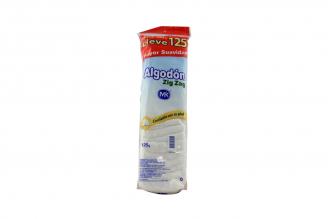 Algodón Zig Zag Bolsa Con 100 g + 25 g Gratis