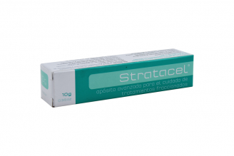 Stratacel Gel Tubo Con 10 g