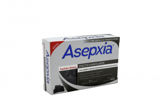 Jabón Asepxia Con Efecto Purificante Caja Con Barra Con 100 g – Piel Mixta