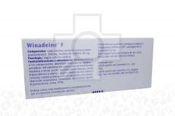 Winadeine F 500 / 30 mg Caja Con 10 Tabletas Rx4